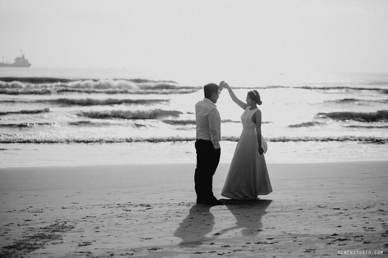 The pre – wedding of Cuong & Nhu by Nguyen Nho Toan