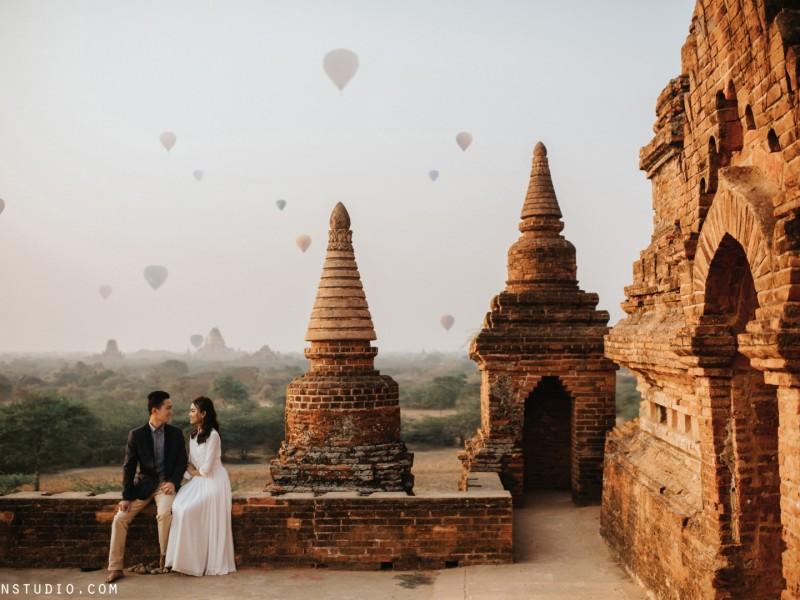 Pre – wedding Lộc & Ngân / Nguyễn Nho Toàn