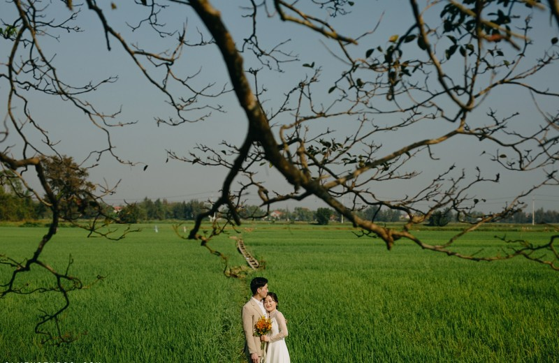 The prewedding of Yuri & Hogil by Nguyen Nho Toan