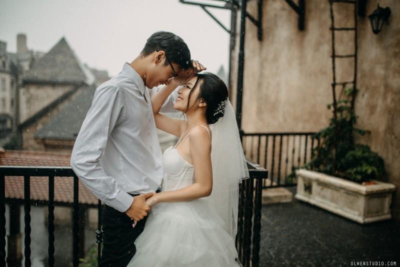 The prewedding of Nhi & Khanh by Nguyen Nho Toan