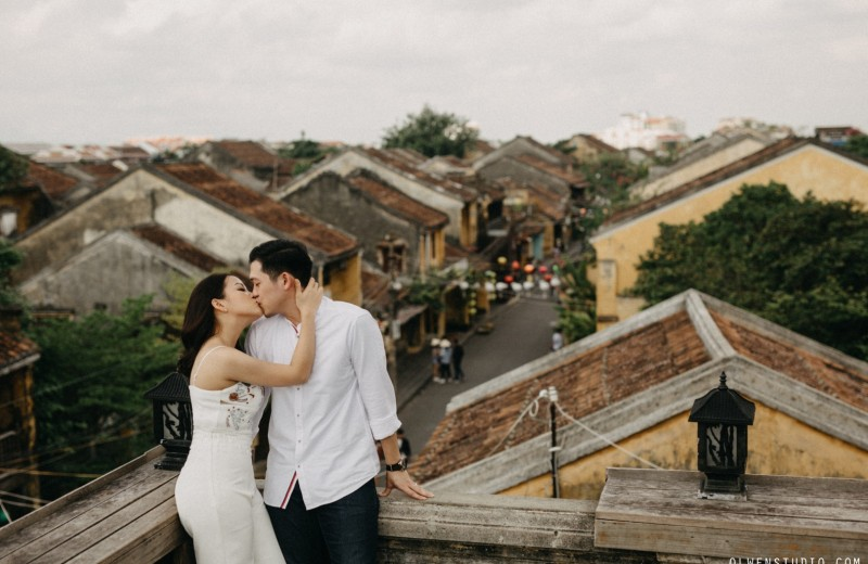 The Prewedding of Nelson & Jacklyn by Nguyen Nho Toan