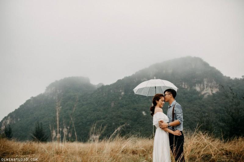 Pre – wedding của Quân & Thảo / Nguyễn Nho Toàn