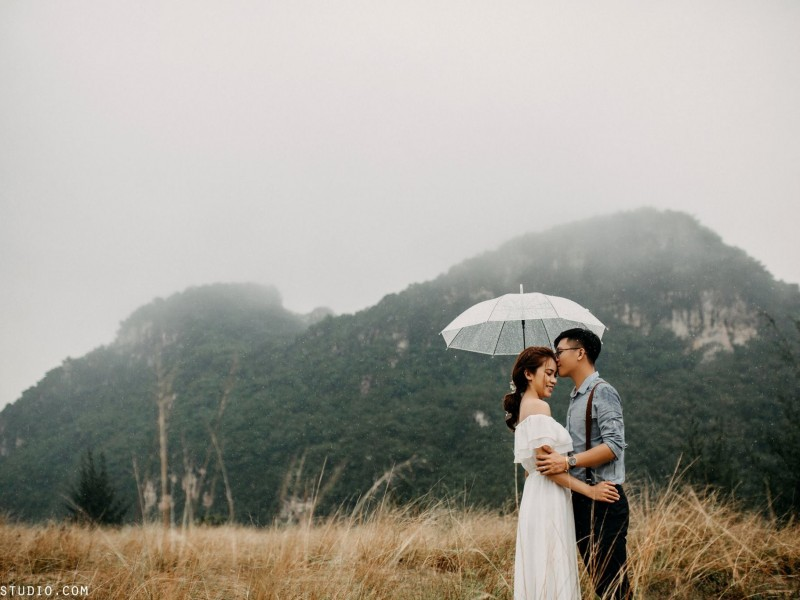 The pre – wedding of Quan & Thao by Nguyen Nho Toan