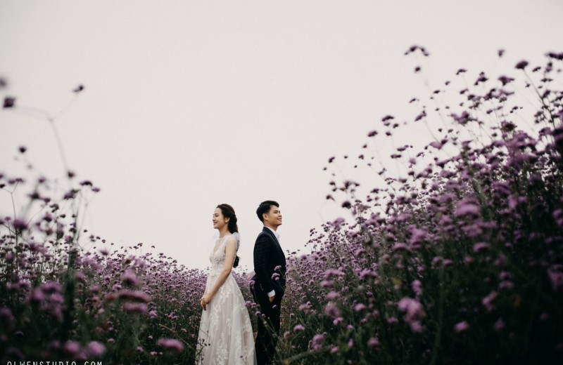 The prewedding of Duy Tung & Nhat Phuong by Nguyen Nho Toan