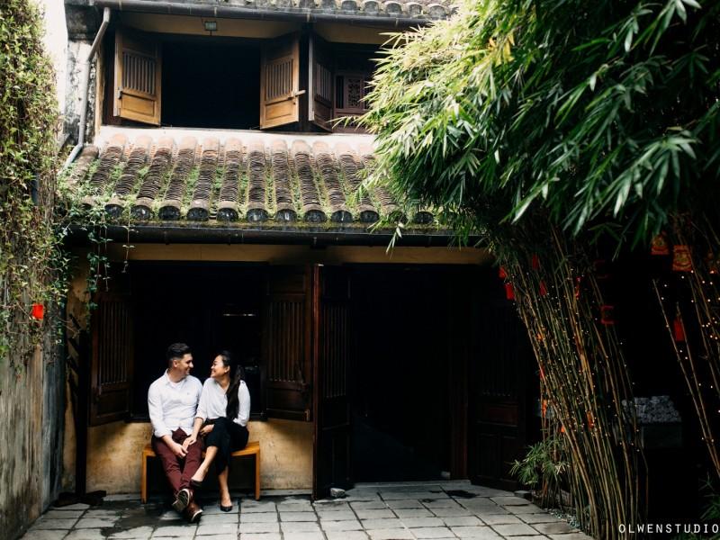 Pre-wedding Tracy Tran & Vytautus / Nguyễn Nho Toàn