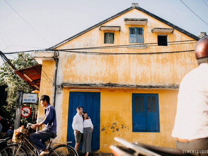 Pre-wedding Thủy Tiên & Michael Olbrich / Nguyễn Nho Toàn