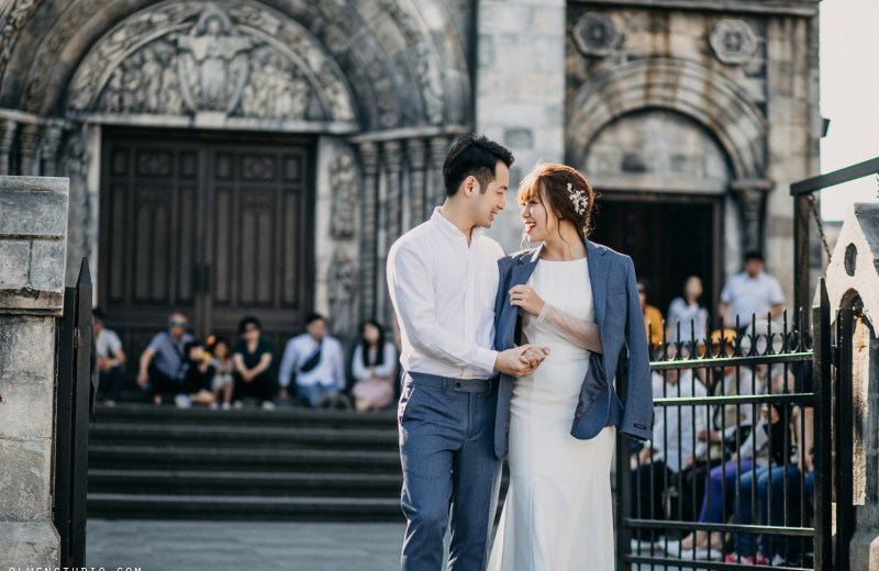 The Prewedding of Oanh Julie & Ray Sam by Nguyen Nho Toan