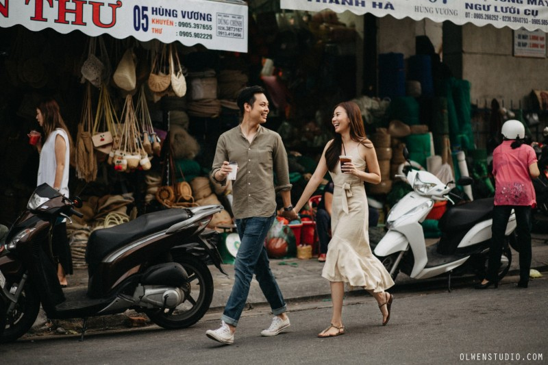 The Prewedding of Sylvia & Kaden by Nguyen Nho Toan