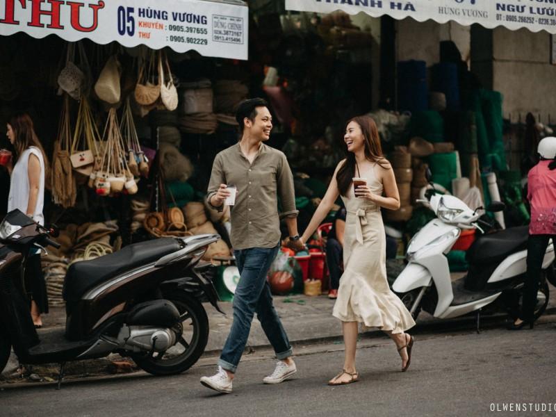 Pre-wedding Sylvia & Kaden / Nguyễn Nho Toàn