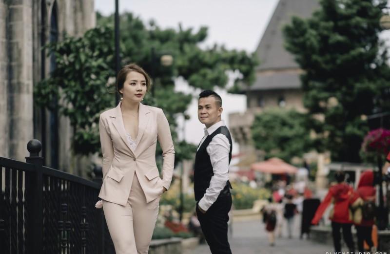 Prewedding of Thanh Trang & Quang Vu by Nguyen Nho Toan