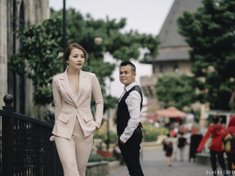 Pre-wedding Quang Vũ & Thanh Trang / Nguyễn Nho Toàn