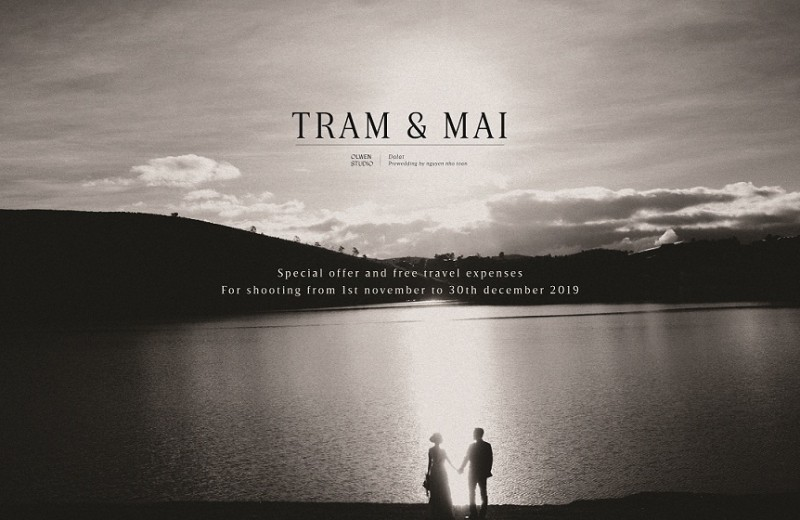 Prewedding Trâm & Mai / Nguyễn Nho Toàn