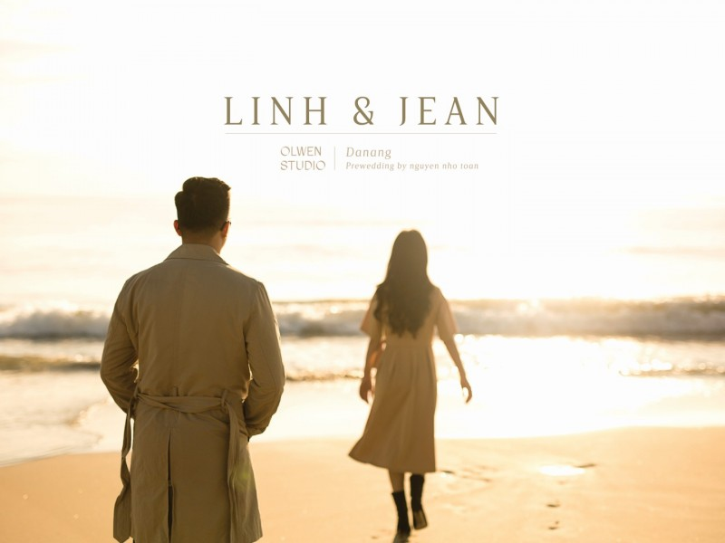 The pre – wedding of Linh & Jean by Nguyen Nho Toan