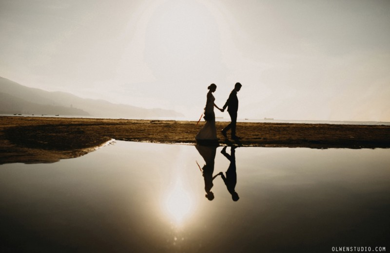 The prewedding of Chloe & Wesley by Nguyen Nho Toan