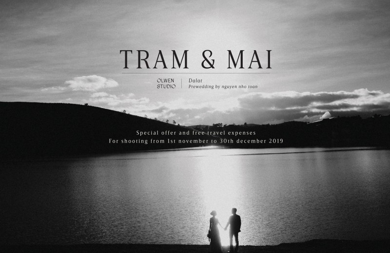 The prewedding of Tram & Mai by Nguyen Nho Toan
