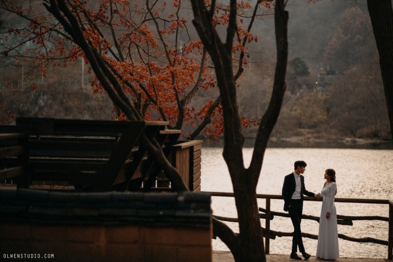 The prewedding of Su Jeong & Boo Young by Nguyen Nho Toan