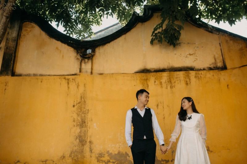 The prewedding of Hoang Hai & Anh Thu by Quoc Tran