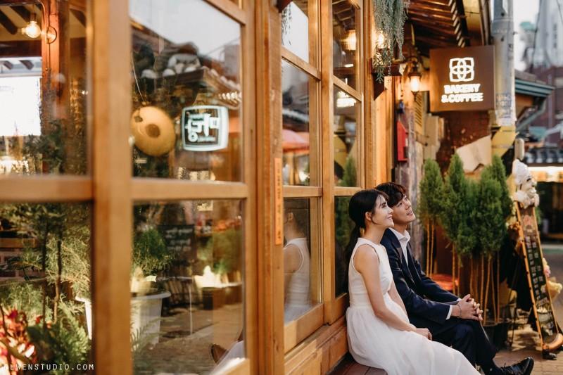 Korea | The prewedding of Yoo Jung & Nam Jun | By Nguyen Nho Toan