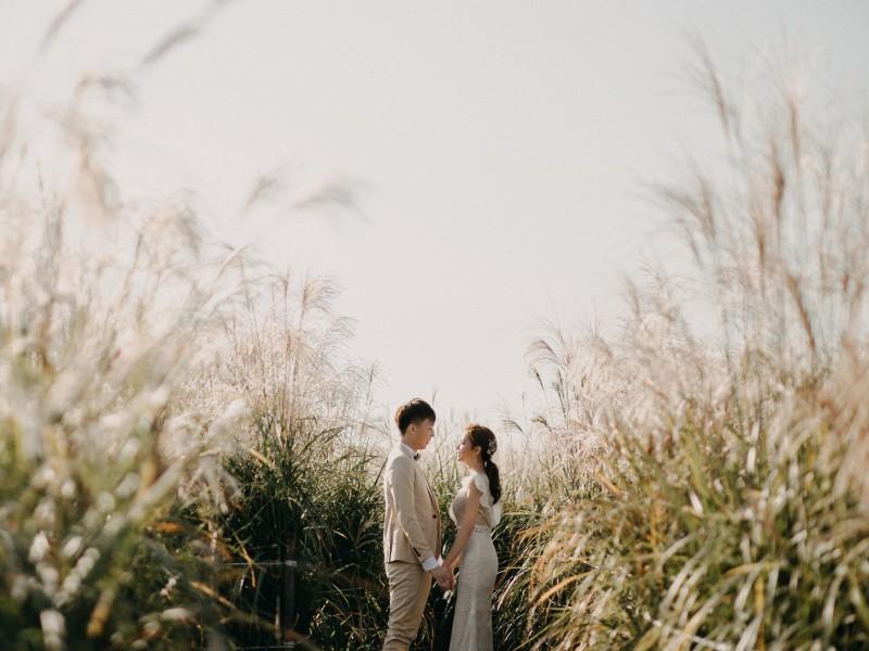 Korea | The prewedding of Duck & Yiphintak by Nguyen Nho Toan