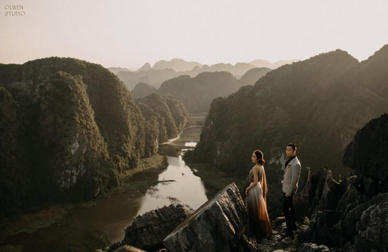 Ninh Binh | The prewedding of Khanh & Anh | By Quoc Tran