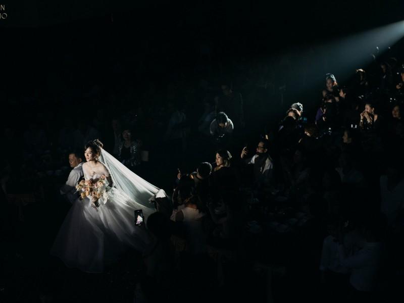 Da Nang | The Wedding of Hoang & Trang by Nguyen Nho Toan