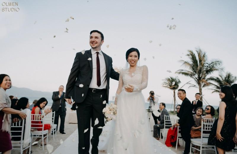 Da Nang | The wedding of Trang & Michael