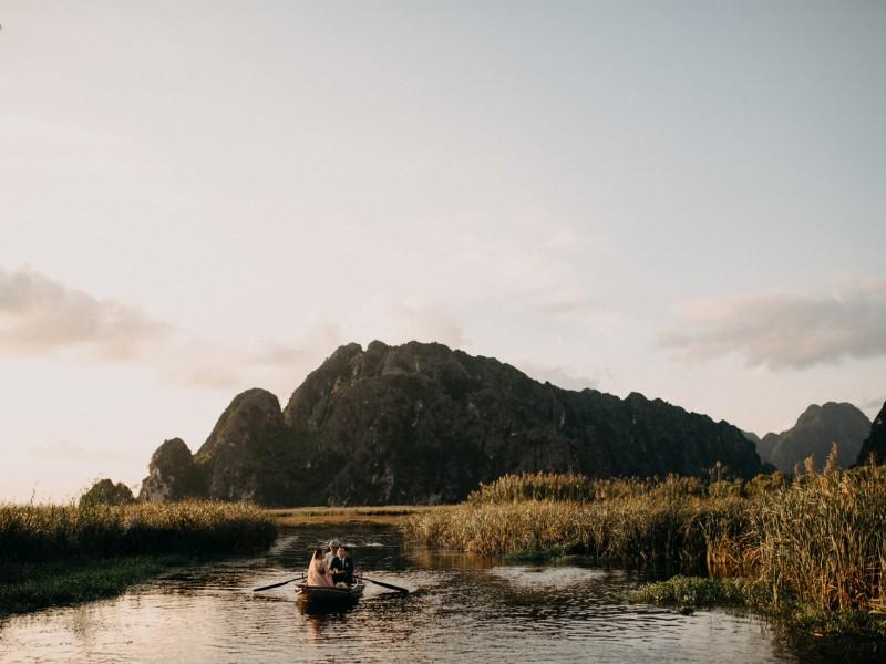 Ninh Binh | The prewedding of Hung & Duong | by Nguyen Nho Toan